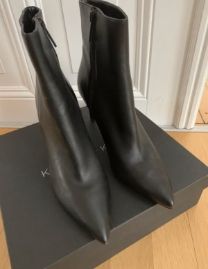 Kendall + Kylie Short Boots black