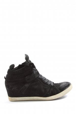 Kennel + schmenger Absatz Sneaker schwarz Casual-Look