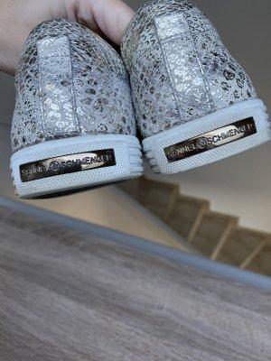 Kennel & Schmenger Instapsneakers zilver