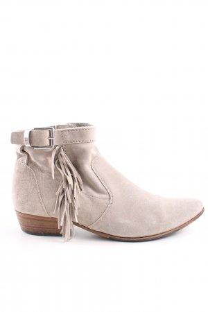 Kennel + schmenger Ankle Boots creme Business-Look