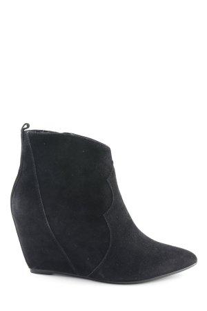 Kennel + schmenger Ankle Boots schwarz Elegant