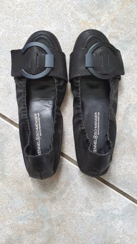 Kennel & Schmenger Ballerinas with Toecap black