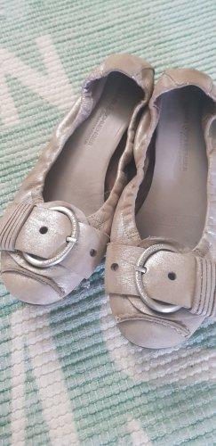 Kennel + schmenger Ballerina pieghevole argento-grigio chiaro