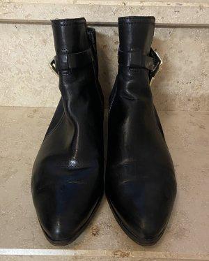 Kennel & Schmenger Low boot noir-doré