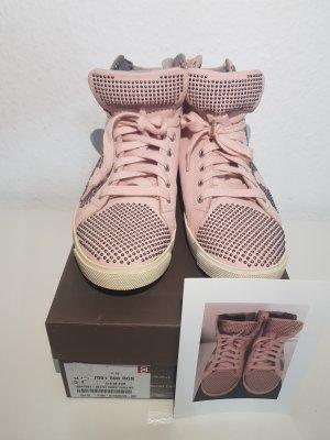 Kennel & Schmenger High Top Sneaker dusky pink