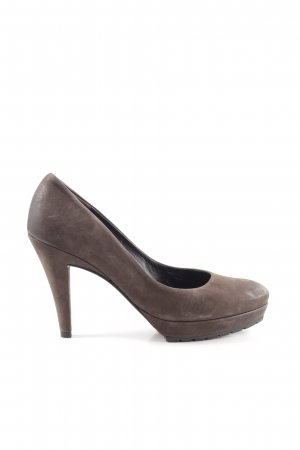 Kennel + schmenger High Heels braun Casual-Look