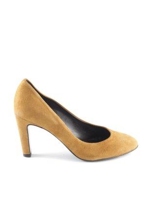 Kennel + schmenger High Heels hellorange Business-Look