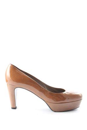 Kennel + schmenger High Heels braun Casual-Look