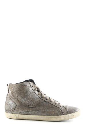 Kennel + schmenger High Top Sneaker hellgrau-silberfarben Casual-Look