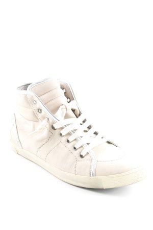 Kennel & Schmenger High Top Sneaker beige-silberfarben Casual-Look