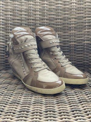 Kennel und Schmenger Heel Sneakers multicolored leather