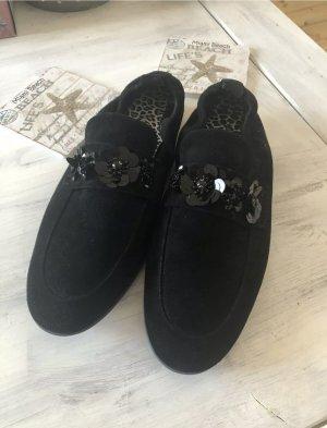 Kennel&Schmenger Leder Schuhe Blumen Leo 199€