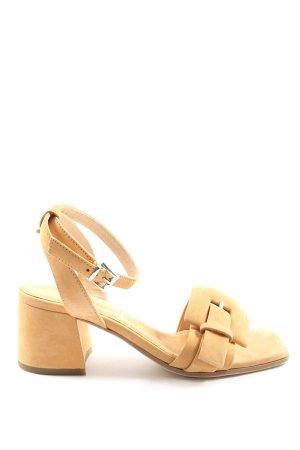 Kennel & Schmenger Riemchen-Sandaletten nude klassischer Stil