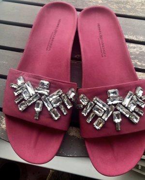 Kennel und Schmenger Dianette Sandals multicolored leather