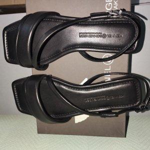 Kennel & Schmenger Sandalen schwarz 38 neu