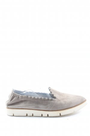 Kennel & Schmenger Slip-on Shoes light grey athletic style