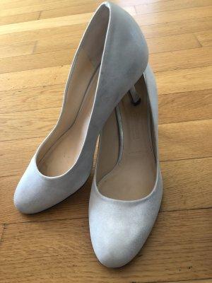 Kennel und Schmenger Loafer argento