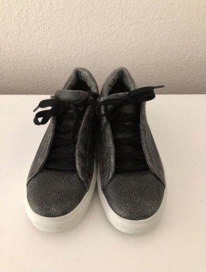 Kennel & Schmenger Lace-Up Sneaker grey-white