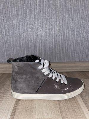 Kennel & Schmenger Zapatillas altas gris-gris oscuro
