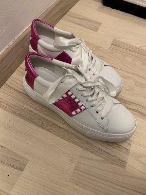 Kennel & Schmenger Sneaker Nieten weiß pink 39