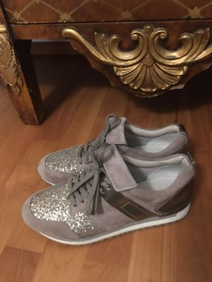 Kennel & Schmenger Sneakers in taupe