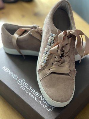 kennel & Schmenger Sneakers mit Perlen