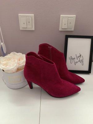 Kennel & Schmenger Stiefelette Ankle Boots neu 36 pink Camille