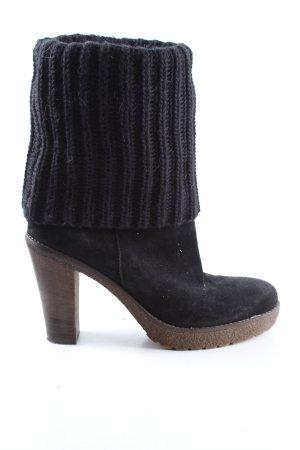 Kennel & Schmenger Absatz Stiefel schwarz Casual-Look