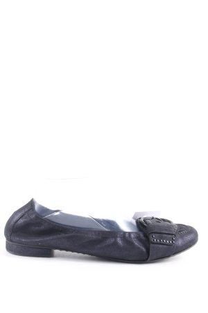 Kennel und Schmenger Foldable Ballet Flats black casual look