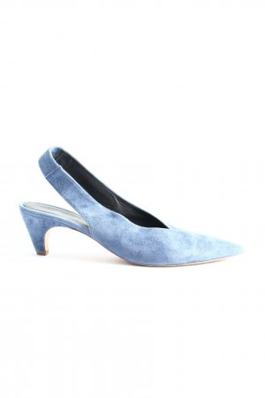 Kennel und Schmenger High Heel Sandaletten blau Casual-Look