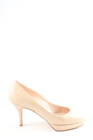 Kennel & Schmenger High Heels creme Business-Look