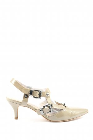 Kennel und Schmenger High-Front Pumps cream casual look