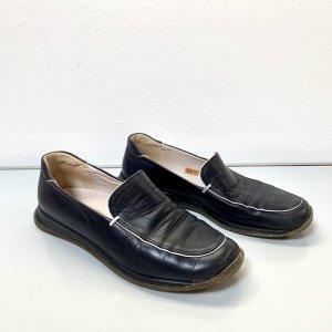 Kennel und Schmenger K+S Loafer Damen Halbschuhe blau weiß 6 39