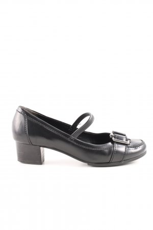 Kennel und Schmenger Patent Leather Ballerinas black business style