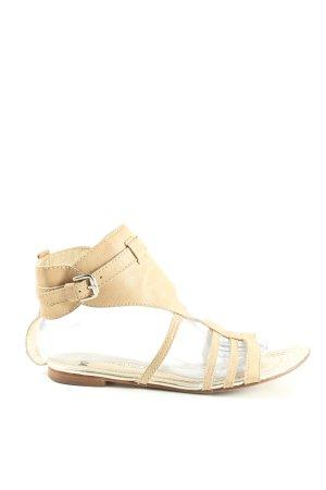 Kennel und Schmenger Sandalo romano bianco sporco stile casual