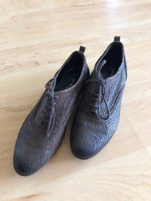 Kennel & Schmenger Wingtip Shoes dark brown