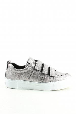 Kennel und Schmenger Velcro Sneakers silver-colored casual look