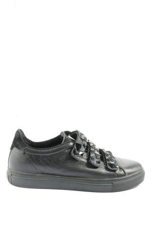 Kennel und Schmenger Hook-and-loop fastener Sneakers black casual look