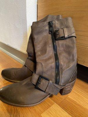 Kennel und Schmenger Halfhoge laarzen taupe