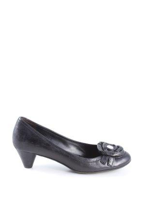 Kennel und Schmenger Loafers zwart casual uitstraling