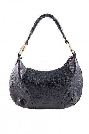 Kenneth Cole Hobo schwarz Business-Look