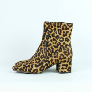 KENNETH COLE Stiefelette Gr. 39 leopard (20/03/024*)