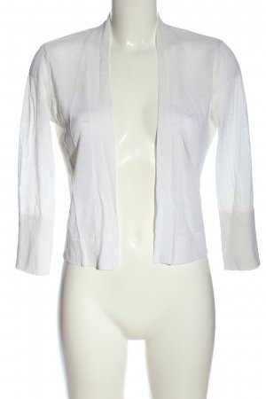 Kenneth Cole Knitted Bolero white casual look