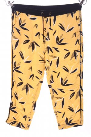Kenny S. Baggy Pants abstraktes Muster Casual-Look