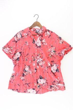 Kenny S. Bluse Größe 48 pink aus Baumwolle