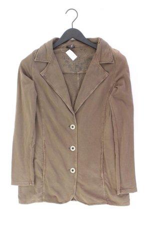 Kenny S. Cardigan Größe 36 braun aus Baumwolle