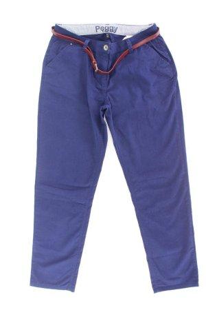 Kenny S. Hose Größe 42 blau aus Baumwolle