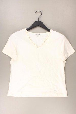 Kenny S. Shirt Größe 40 creme aus Baumwolle