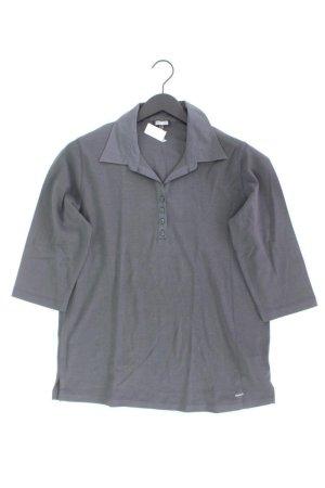 Kenny S. Shirt Größe 46 grau aus Baumwolle
