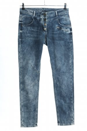 Kenny S. Stretch Jeans blau Casual-Look
